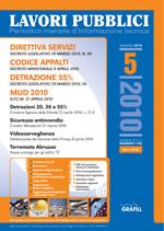 Lavori Pubblici n. 5 -  maggio 2010