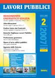 Lavori Pubblici n. 2 Febbraio 2007