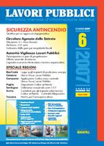 Lavori Pubblici n.6 Giugno 2007