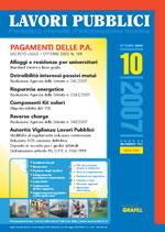 Lavori Pubblici n.10 Ottobre 2007