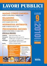 Lavori Pubblici n. 9 -  settembre 2010