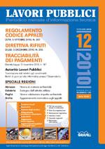 Lavori Pubblici n. 12 -  dicembre 2010
