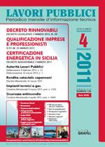 Lavori Pubblici n. 4 - Aprile 2011