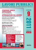 Lavori Pubblici n. 9 - Settembre 2011
