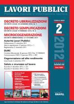 Lavori Pubblici n. 2 - Febbraio 2012