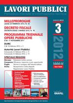 Lavori Pubblici n. 3 - Marzo 2012