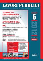 Lavori Pubblici n. 6 - Giugno 2012