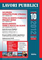 Lavori Pubblici n. 10 - Ottobre 2012
