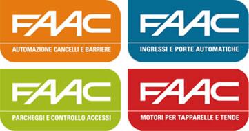 Faac s p a arredo urbano impianti serramenti e infissi for Arredo urbano ancona