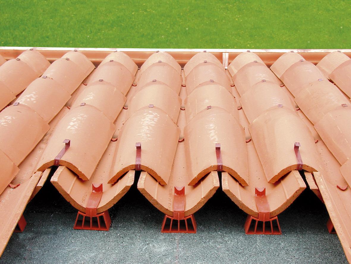 Aertetto tetti ventilati - Materiale isolante per tetti ...