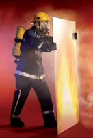 protezione dal fuoco