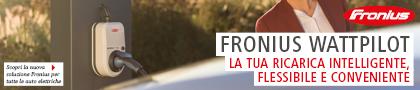Fronius Wattpilot Ricarica intelligente, flessibile e conveniente