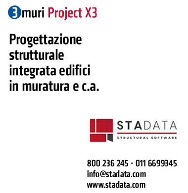 Soluzione integrata e modulare per l'analisi delle strutture in murature e miste