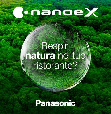 Panasonic aria pulita