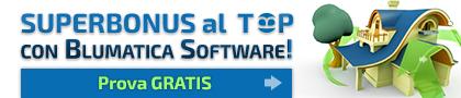 Detrazioni Fiscali Superbonus Riparti al 110% con i Software Blumatica
