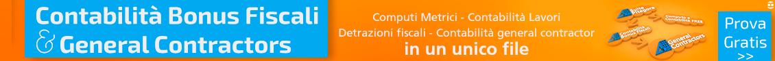 Blumatica Contabilità Bonus Fiscali & General Contractors