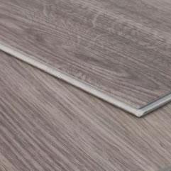 Pavimentazione vinilica LVT a click effetto legno