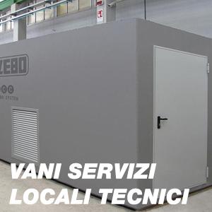 Vani Servizi - Locali Tecnici