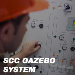 SCC Gazebo System