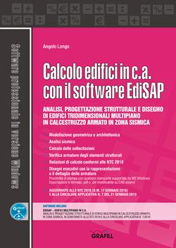 Calcolo edifici in c.a. con il software Edisap