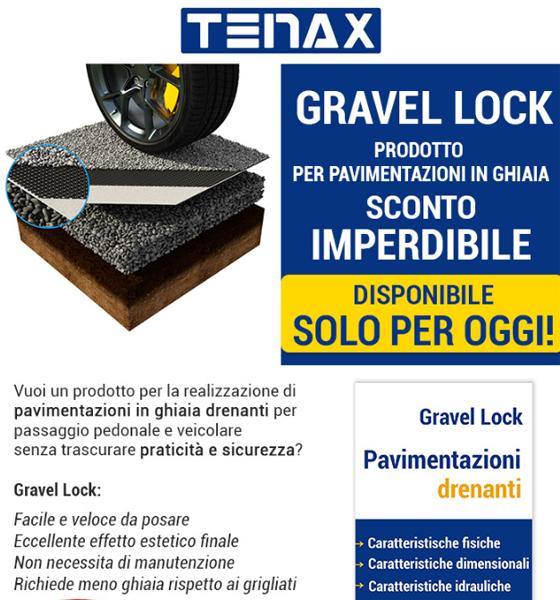 Scarica gratis il booklet di Gravel Lock