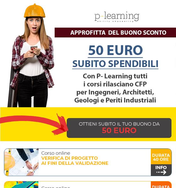 50 euro in omaggio per la tua formazione con CFP