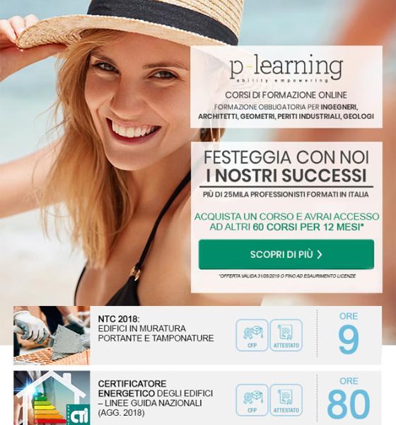 60 corsi di formazione in e-learning al prezzo di 1