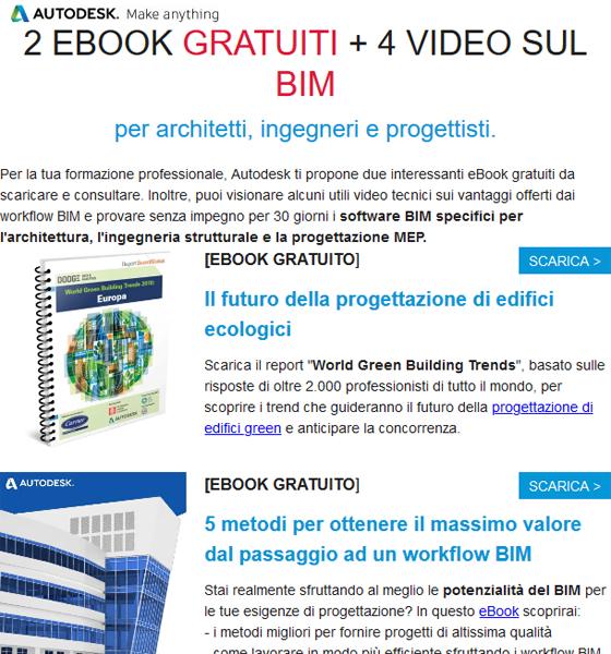 [2 eBook] Progettazione di edifici green e Passaggio ottimale ad un Workflow BIM