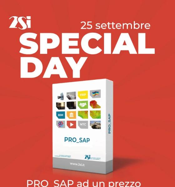 PRO_SAP ad un prezzo irripetibile: Special Day 25/9