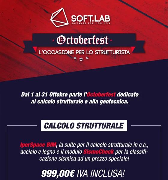 L'Octoberfest del calcolo strutturale