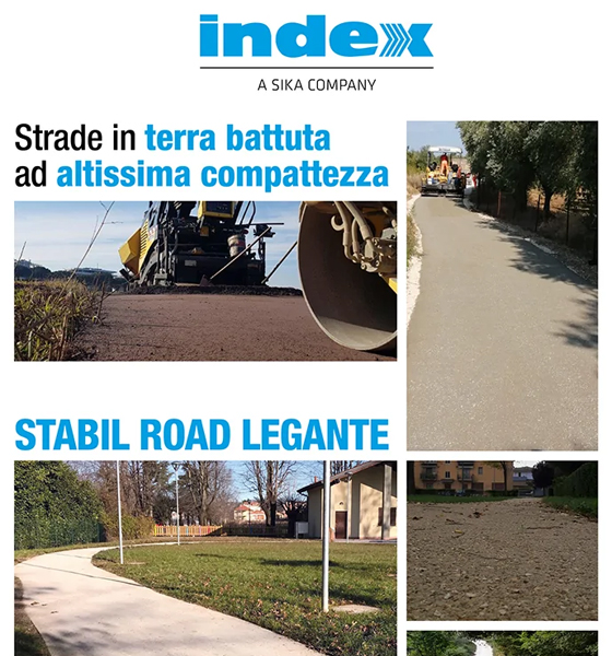 Scopri la soluzione per strade in terra battuta più stabili e sicure