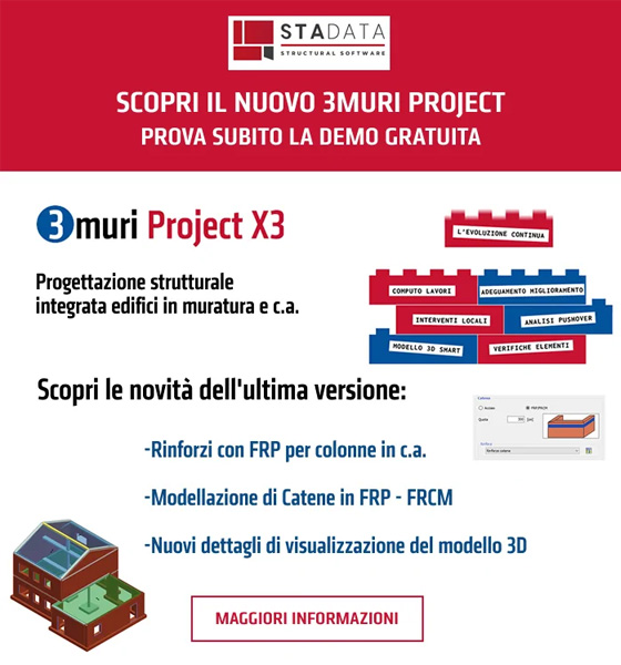 3 Muri Project X3: tutte le novità e i webinar gratuiti