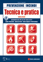 PREVENZIONE INCENDI - Tecnica e pratica