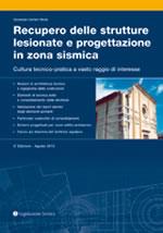 Recupero delle strutture lesionate e progettazione in zona sismica
