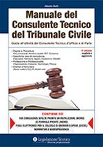 Manuale del Consulente Tecnico del Tribunale Civile