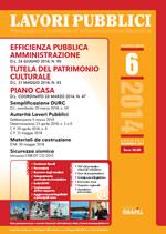 Lavori Pubblici - n. 6 - Giugno 2014