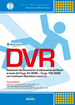 DVR - Redazione del Documento di Valutazione dei Rischi