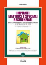 Impianti elettrici e speciali residenziali