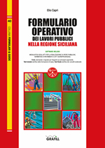 Formulario operativo dei Lavori Pubblici nella Regione Siciliana
