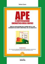 APE e Certificazione energetica degli edifici