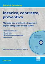 Incarico, contratto, preventivo