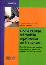 Asseverazione del modello organizzativo per la sicurezza