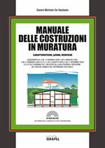 Manuale delle costruzioni in muratura