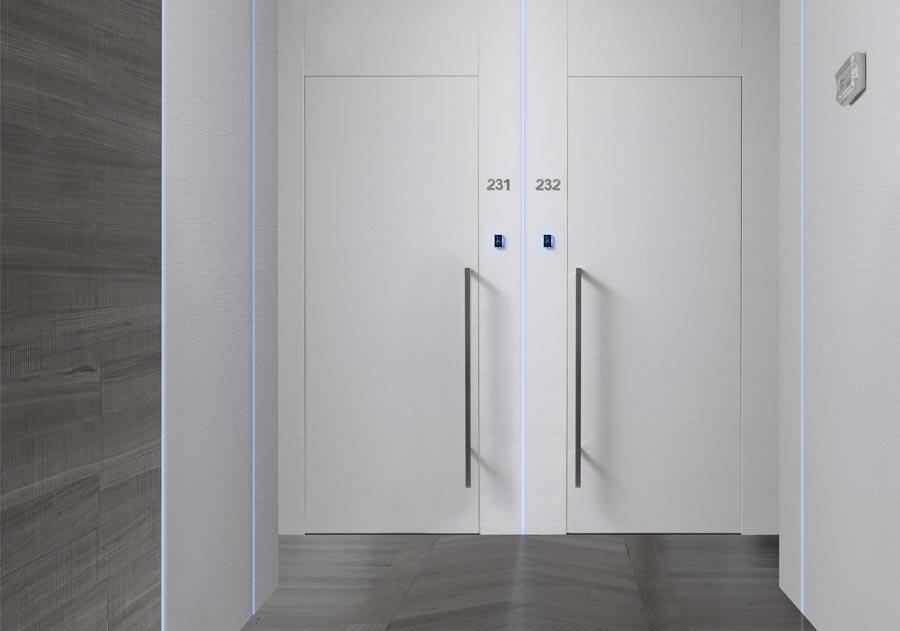porte insonorizzate