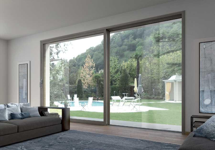 cocif finestre vetro alluminio