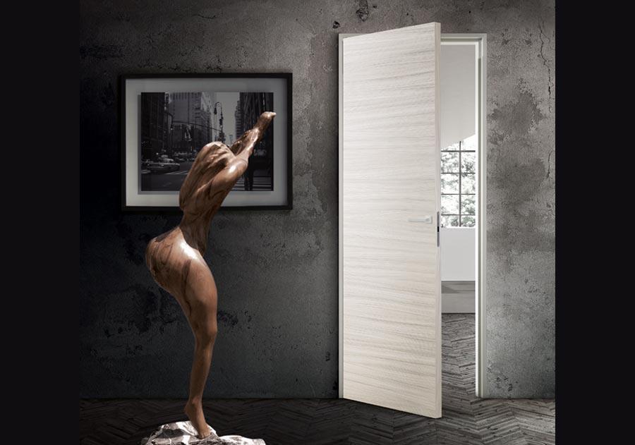 porte solo legno