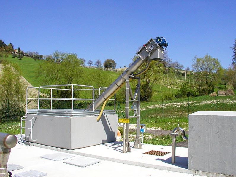 Impianti di depurazione a fanghi attivi ad aerazione estesa