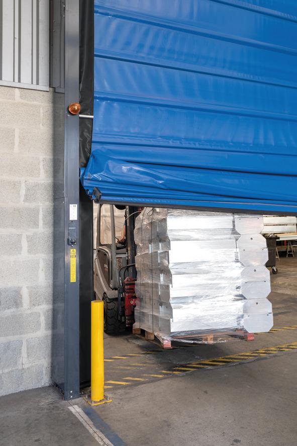 Porte rapide ad impacchettamento