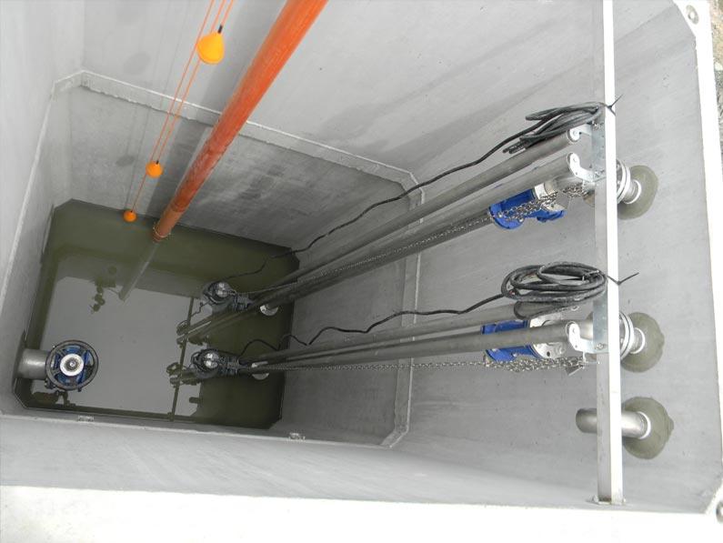 Vasche di Laminazione Prefabbricate