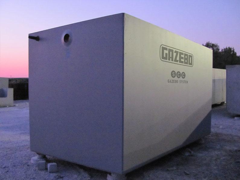 Vasche Prefabbricate in Cemento Armato
